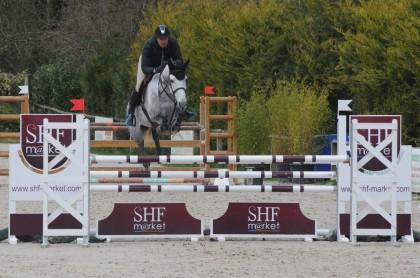 L' année commence bien pour les jeunes chevaux !